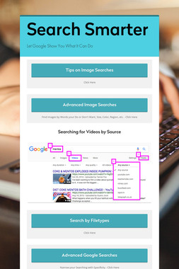 Search Smarter