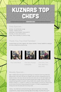 Kuznars Top Chefs