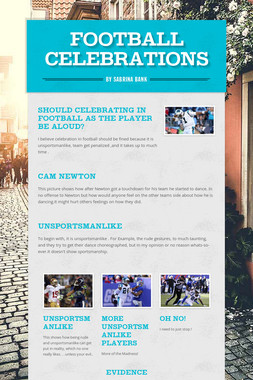 Football Celebrations