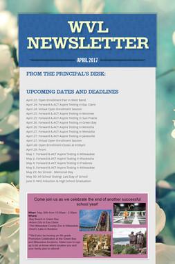 WVL Newsletter