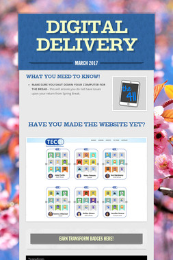 Digital Delivery