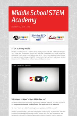Middle School STEM Academy