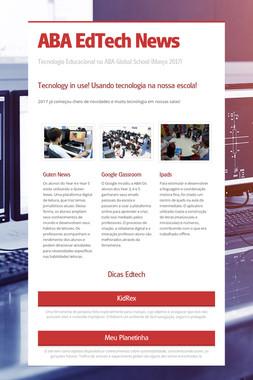 ABA EdTech News