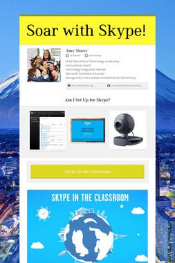 Soar with Skype!
