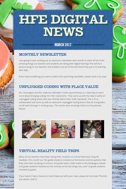 HFE Digital News