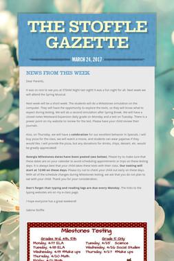 The Stoffle Gazette