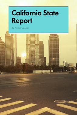 California State Report