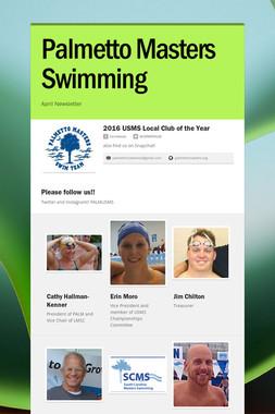 Palmetto Masters Swimming