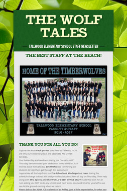 The Wolf Tales
