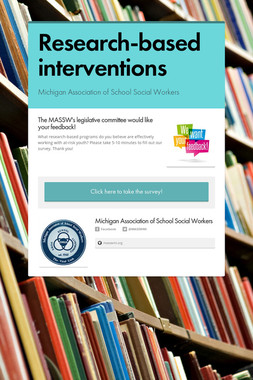 Research-based interventions