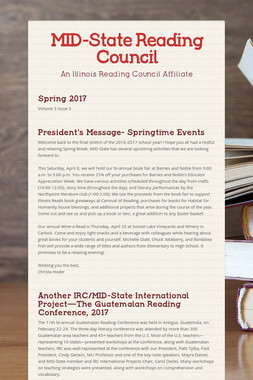 MID-State Reading Council