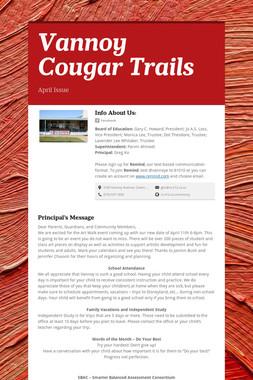 Vannoy Cougar Trails