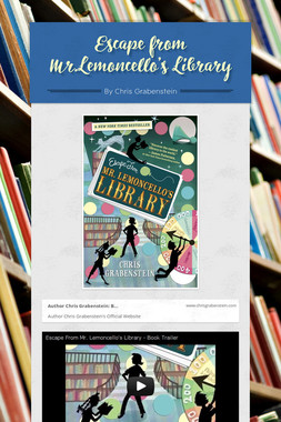 Escape from Mr.Lemoncello's Library