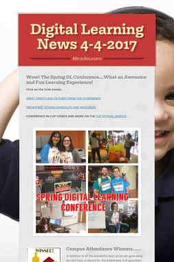 Digital Learning News 4-4-2017