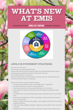 What's New at EMIS