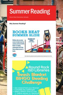 Summer Reading