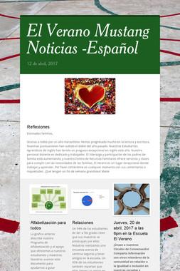 El Verano Mustang Noticias -Español