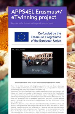 APPS4EL Erasmus+/ eTwinning project