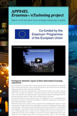 APPS4EL Erasmus+/eTwinning project