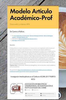 Modelo Artículo Académico-Prof