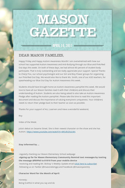 Mason Gazette