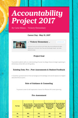 Accountability Project 2017