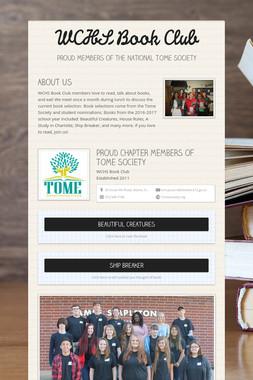 WCHS Book Club