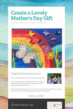 Create a Lovely Mother's Day Gift
