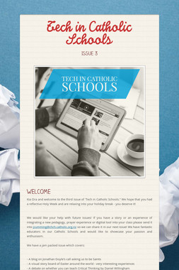 Tech in Catholic Schools