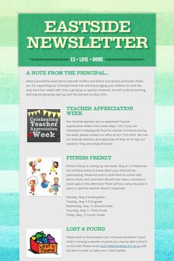 Eastside Newsletter