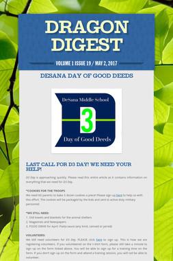 Dragon Digest
