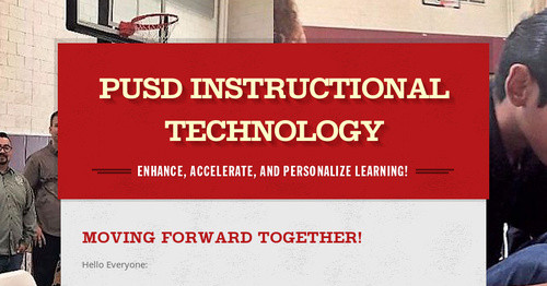 pusd instructional technology