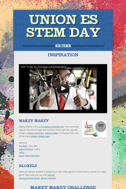Union ES STEM Day