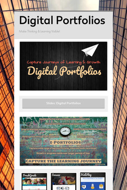 Digital Portfolios