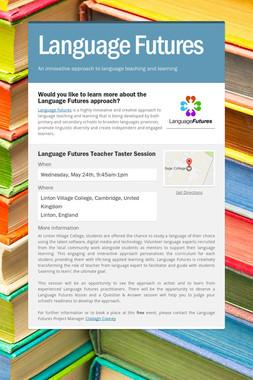 Language Futures