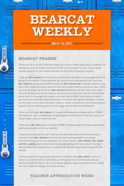 Bearcat Weekly