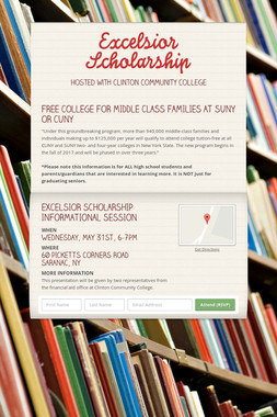 Excelsior Scholarship