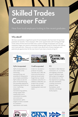 Skilled Trades Career Fair