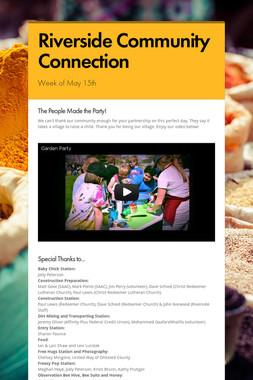 Riverside Community Connection