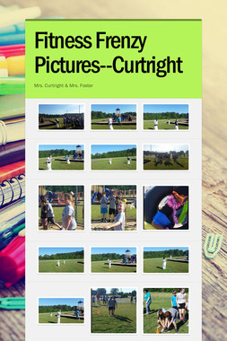 Fitness Frenzy Pictures--Curtright