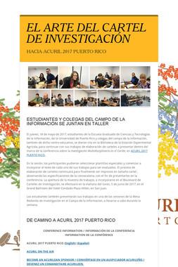 EL ARTE DEL CARTEL DE INVESTIGACIÓN
