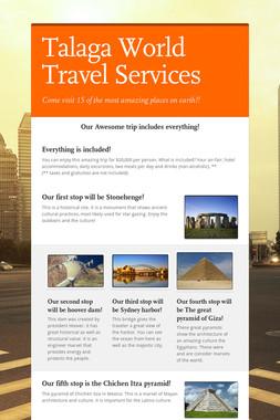 Talaga World Travel Services