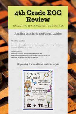4th Grade EOG Review