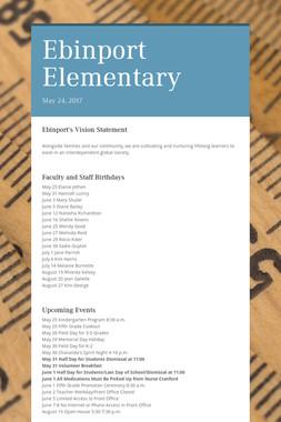 Ebinport Elementary