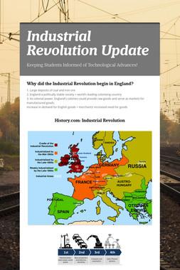Industrial Revolution Update