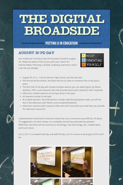 The Digital Broadside