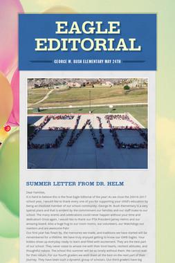 Eagle Editorial