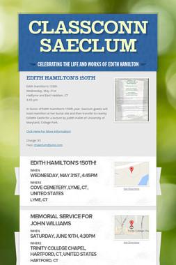 ClassConn Saeclum