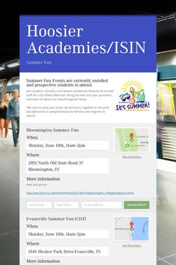 Hoosier Academies/ISIN