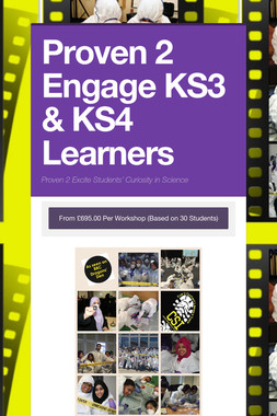 Proven 2 Engage KS3 & KS4 Learners
